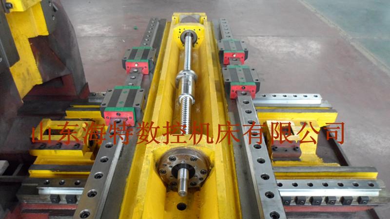 数控机床的滚珠丝杠的防护和润滑原理及操作